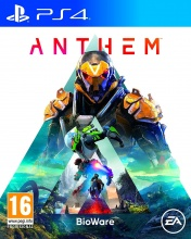 Electronic Arts 1034395 Anthem Videogioco per PS4 PlayStation 4 PEGI 16