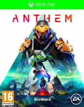 Electronic Arts 1034411 Anthem Videogioco per Xbox One PEGI 16