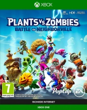 Electronic Arts 1036471 Xbox One Plants VS Zombies: Battle For Neighborville 7+
