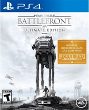 Electronic Arts 1041047 Videogioco PS4 Star Wars Battlefront Ultimate Edition