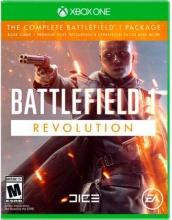 Electronic Arts 1052116 Videogioco Xbox One Battlefield 1 Revolution Azione 18+