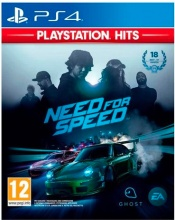 Electronic Arts 1071301 Need For Speed HITS Azione 12+ PS4