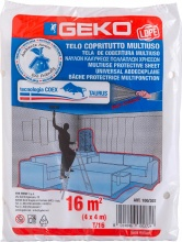 Elepacking 100301 Telone Copritutto Plt mt 4x4 gr 150 10My Pezzi 42