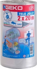 Elepacking 1204 Bobina Polietilene mt 2x20 Mq.40 Rotoli 6