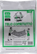 Elepacking TEP5016 Telo Copritutto Polietilene M 4x4 gr 730 My 50
