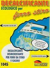 Elettrocasa AS 30 Decalcificante Ecologico al Limone per Ferri e Caldaie