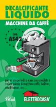 Elettrocasa AS 42 Decalcificante Liquido per Macchine da Caffè