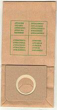 Elettrocasa HV 26 Confezione 10 sacchetti carta per Freespace diva DVG
