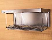 Elica Scolapiatti Accessorio cappa Compatibile Back Box KIT01003