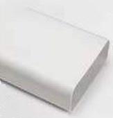 Elica KIT0120991 Tubo di estensione per Cappa Cucina Nikolatesla colore Bianco