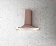 Elica PRF0043031 Cappa Cucina Filtrante Parete 85 cm x 47 cm SWEET UMBERF85