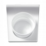 Eliplast 4081 Portabicchiere Muro Bianco Plus