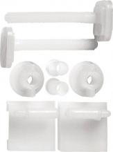 Eliplast 7801 Attacco Sedile Wc Cerniere Plastica Universale Elikit