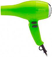 ELMOT X2.0 Phon Asciugacapelli 1800 Watt 2 Velocità colore Verde