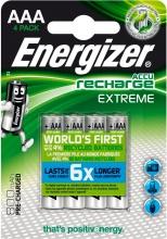 Energizer 535-416879-00 Batteria Ricaricabile 1.2 V Cilindro confezione da 4