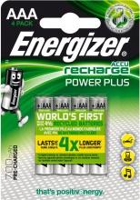 Energizer 535-417005-00 Batteria Ricaricabile 700Ni-Mh 1.2 V Cilindro Cf da 4 pz