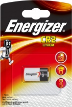 Energizer 618218 Lithium photo battery CR2 FSB1 1-blister.