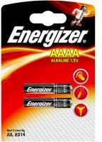 Energizer 633477 Numero 2 batterie Ultra+ AAAA bl2pz