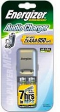 Energizer 635036 Caricabatteria Mini Charger + 2 x HR03