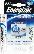Energizer 635225 Numero 2 batterie MINISTILO LITIO L92 AAA Ministilo