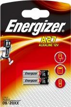 Energizer Alkaline A27 2 pz. Numero 2 batterie 12 V