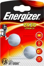 Energizer CR2430 Numero 2 batterie 3V