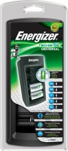 Energizer E301335800 Caricabatteria Universal Charger 629875