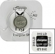 Energizer ENERGIZER 315 Numero 1 batteria Pila x Orologi 1.55 V