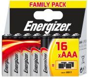 Energizer batt erie ministilo Family Pack 16 Pz AAA Alkaline