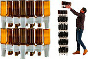 Enolandia 13003 Scolabottiglie alimentare 2 moduli  Easy drainer