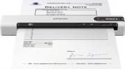 Epson B11B253402 Scanner Documenti a Colori 600x600 Dpi ADF PDF Wifi WorkForce DS-80W