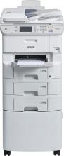 Epson C11CD49301BZ Stampante Multifunzione Inkjet a Colori A4 FAX Wifi