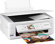 Epson Stampante Multifunzione Ink Colori A4 WiFi Bianco Expression Home XP-445