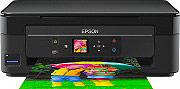 Epson Stampante Multifunzione Copia Scanner Colori A4 WiFi Expression Home XP342