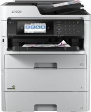 Epson C11CG77401BR Stampante Multifunzione Inkjet a Colori A4 FAX Wifi