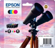 Epson C13T02V64010 Cartuccia Inkjet Nero Ciano Magenta Giallo per WorkForce