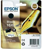 Epson C13T16314020 Cartuccia Inkjet Originale Nero Serie 16XL