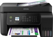 Epson ET-4700 Stampante Wifi Multifunzione Inkjet Fax Scanner C11CG85402 EcoTank