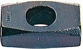 Ercoli Bonomo mazza_8 Mazza a due teste in acciaio peso 8 kg