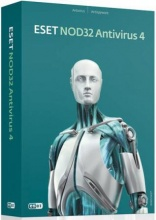 Eset 98102 Software Nod32 Antivirus4 2 User