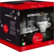 EspressoDue 501 Capsule Caffe Compatibili 25 Capsule Gusto Gran Aroma
