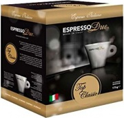 EspressoDue 502 Capsule Caffe Compatibili 25 Capsule Gusto Top Classic