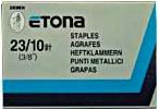 Etona 342104001 Confezione 10 x 1000 Punti Eto2310 Acciaio