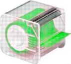 Eurocel 21300652 Confezione 12 Nastro Euromemograph Verde