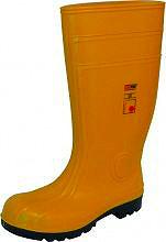 Euromax 20326 41 Stivali PVC Lavoro Antinfortunistici Ginocchio S5 Tg 41 - Duratek 20326