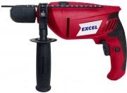 Excel 1391 Trapano Elettrico Avvitatore 800 Watt Velocità 0-3000 girimin  TR800