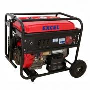 Excel GN5500 Generatore di Corrente Gruppo Elettrogeno Benzina 5.5 kW 13 L 07861