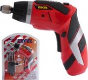 Excel SD03-1036 Trapano Avvitatore a Batteria 3.6 Volt Ricaricabile 07531