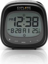 Explore Scientific RDP3007 Orologio Sveglia Digitale Proiezione Ora LCD Nero RPD3007