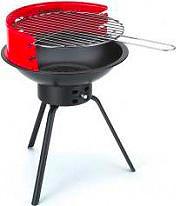 FERRABOLI 215 Barbecue Carbonella Carbone da giardino Diametro 39cm 49h Bucaneve